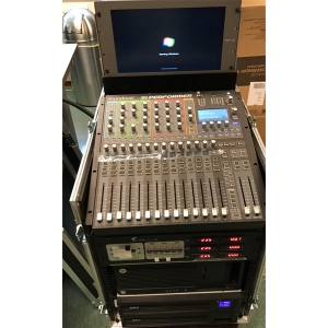 Soundcraft Playout Audioregie