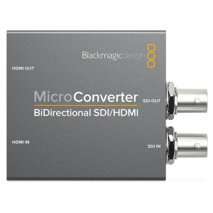 Blackmagic Micro Converter BiDirectional SDIHDMI