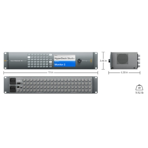 Blackmagic Smart Videohub 40×40
