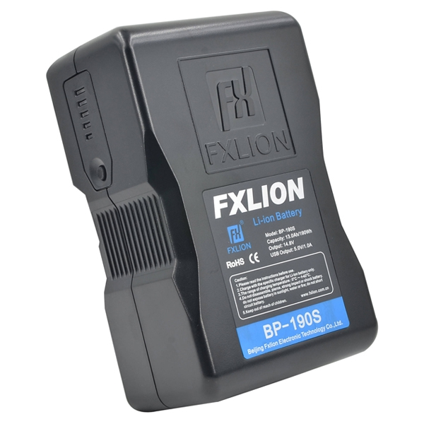 FXLion BP 190S V Mount