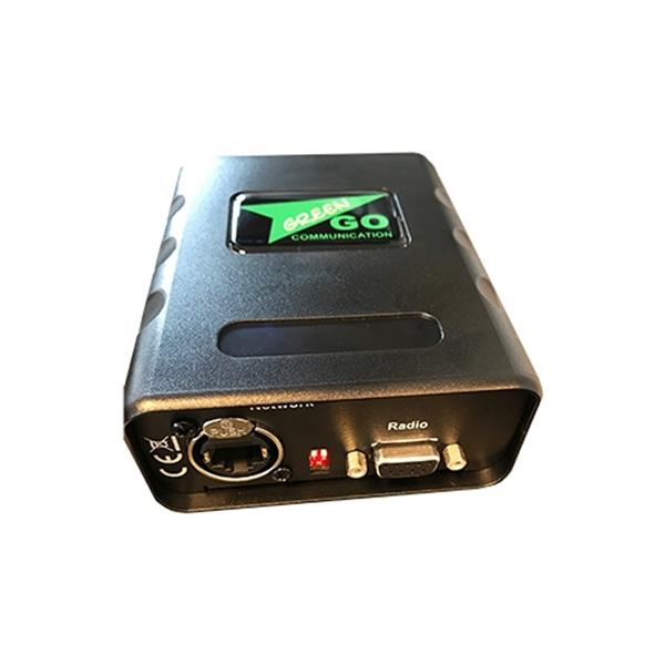 Green Go RDX Radio Interface Portofoon