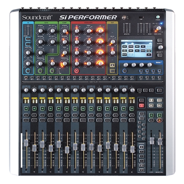 Soundcraft SI Performer